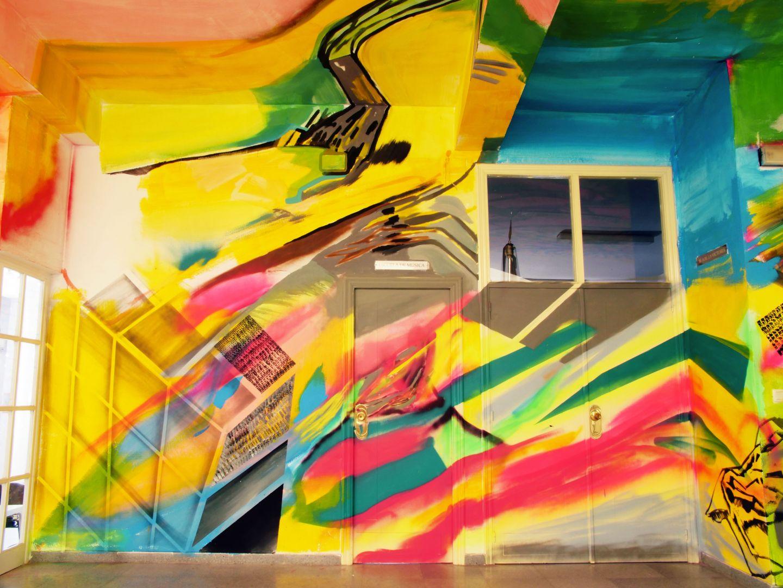 mural art sur
